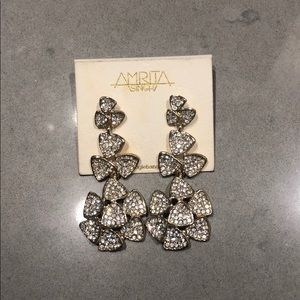 Amrita Singh chandelier earrings